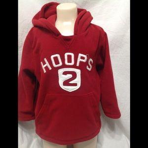 Boy's size 4T CHILDREN'S PLACE fleece hoodie